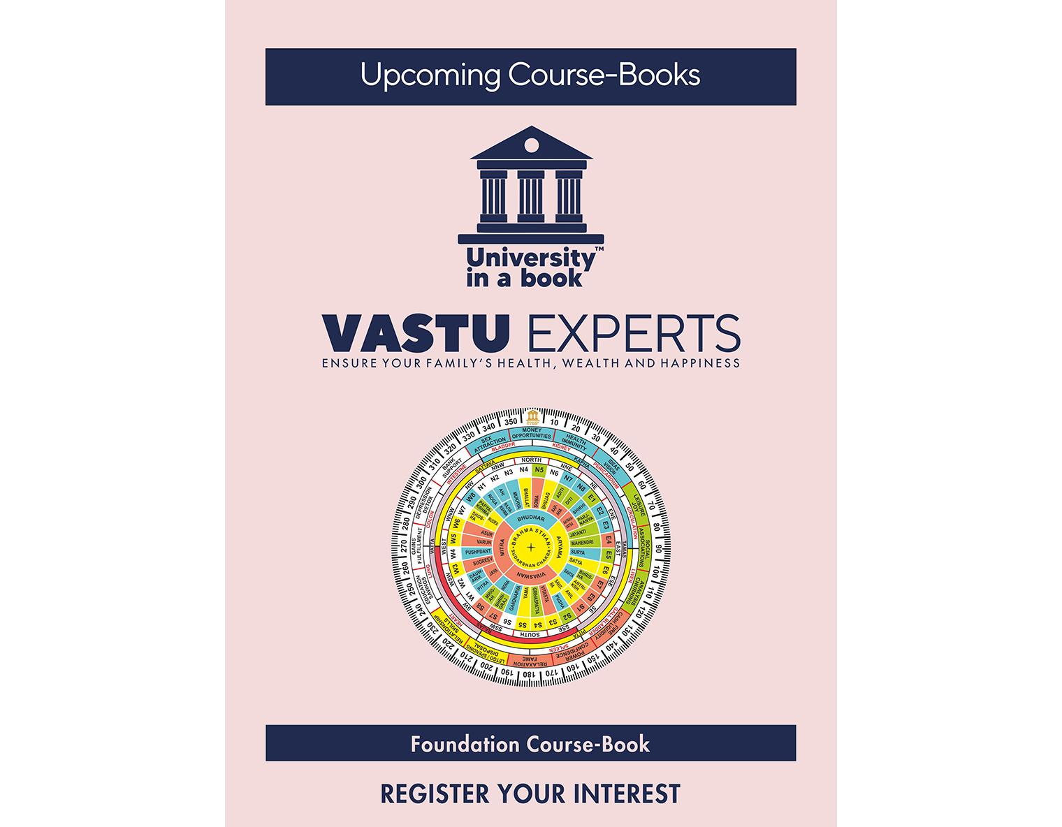 VastuExperts Foundation Course-Book