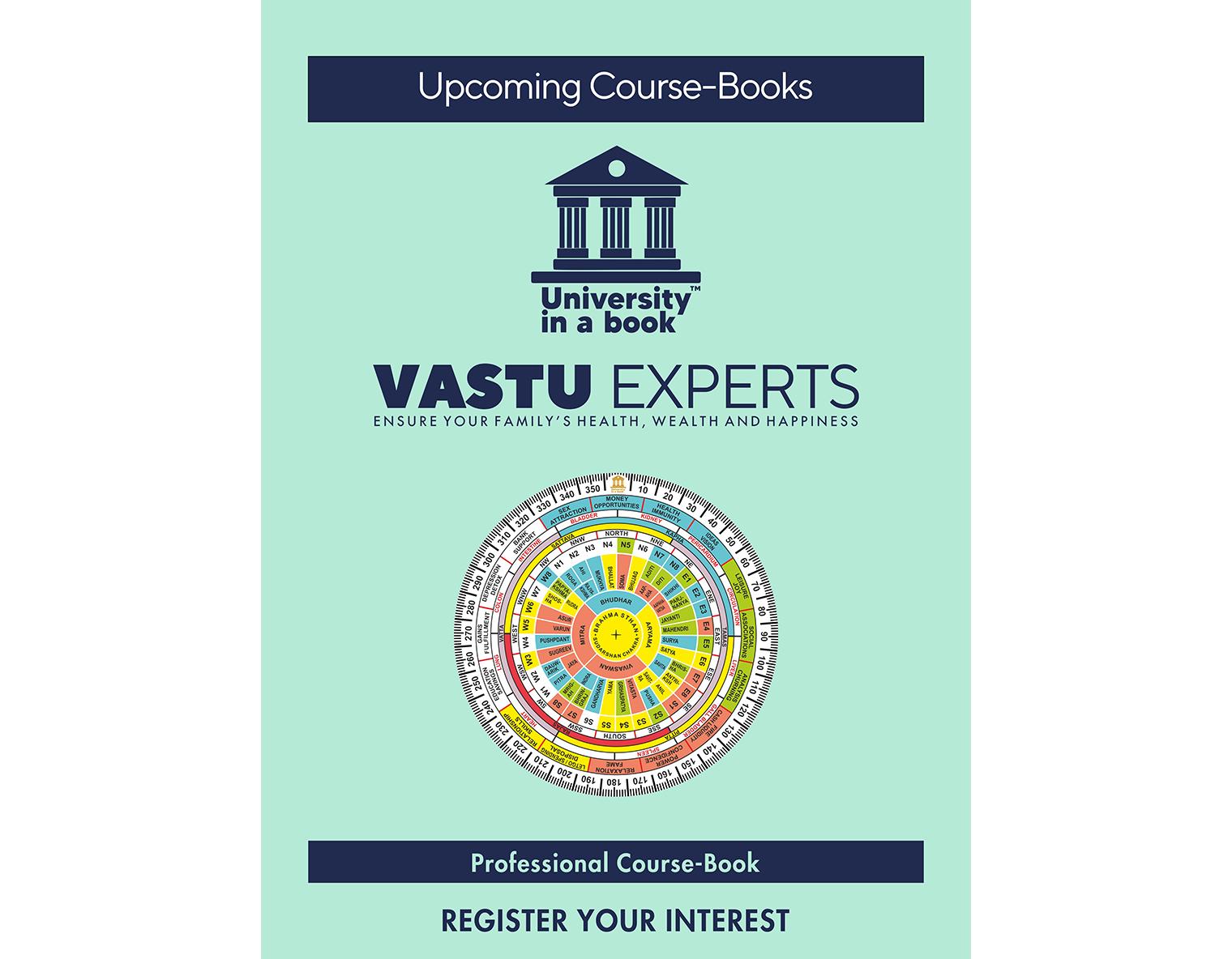 VastuExperts Professional Course-Book